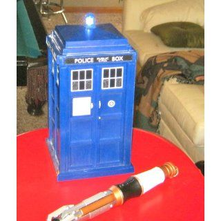 Doctor Who Flight Control Tardis Vehicle: Toys & Games