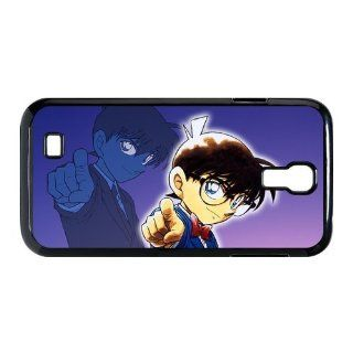 Fashion Custom Case Cover Cases Classic Cartoon Detective Conan for iPhone 5 EWP Cover 5117: Cell Phones & Accessories