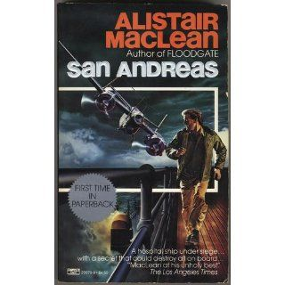 San Andreas: Alistair MacLean: 9780449209707: Books