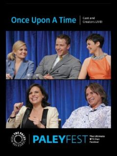 Once Upon A Time Cast and Creators Live at PALEYFEST 2013 [HD] Jennifer Morrison, Ginnifer Goodwin, Josh Dallas, Lana Parrilla  Instant Video