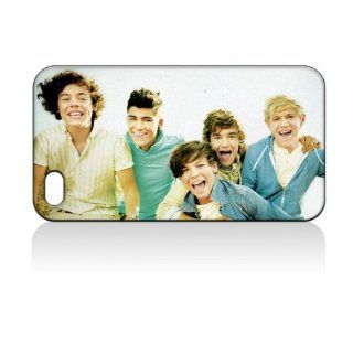 ONE Direction Hard Case Skin for Iphone 4 4s Iphone4 At&t Sprint Verizon Retail Packing.: Everything Else