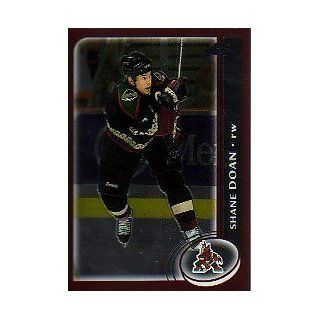2002 03 Topps Chrome #83 Shane Doan at 's Sports Collectibles Store