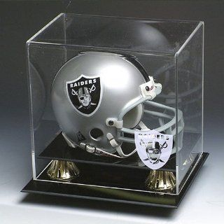 Oakland Raiders NFL Full Size Football Helmet Display Case: Everything Else