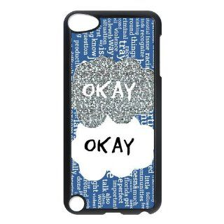 The Fault in Our Stars Okay Ipod Touch 5th Unique Design Unique Gift Cover Case: Cell Phones & Accessories