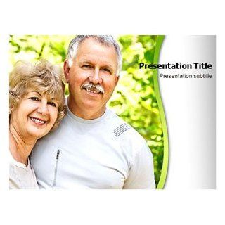Old People (Ppt) Powerpoint Template  People Powerpoint Templates  Old Age Powerpoint Template Software