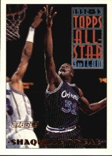 1993 Topps Shaquille O'neal # 134: Sports & Outdoors