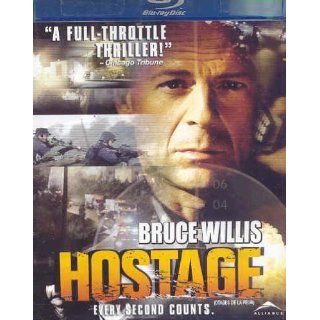 Hostage [Blu ray]: Bruce Willis, Kevin Pollak, Serena Scott Thomas, Jimmy Bennett, Michelle Horn, Florent Emilio Siri: Movies & TV