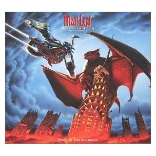 Bat out of Hell II: Back into Hell (Deluxe Edition): Music