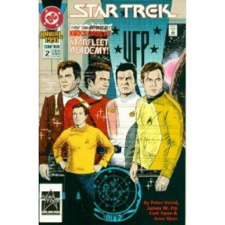 Star Trek Annual Issue 2 DC Comics from 1991: Peter David & Others: Books