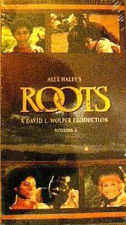 Roots: Volume 4: Chuck Connors, Scatman Crothers, Sandy Duncan, George Hamilton, Carolyn Jones, Richard Roundtree, Ben Vereen, Leslie Uggams John Amos, Marvin J. Chomsky, David L. Wolper: Movies & TV