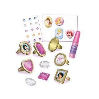 Disney Princess Make Your Own Rings Toys & Games