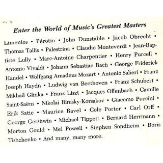 Greene's Biographical Encyclopedia of Composers A Music Lover's Treasury of the Lives and Musical Achievements of Over 2, 400 Important Composers From the Ancient Greeks to the Present Day David Mason Greene 9780385142786 Books