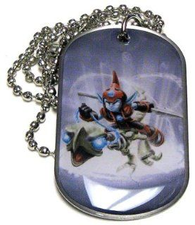 SKYLANDERS GIANTS DOG TAGS   FRIGHT RIDER #38: Toys & Games