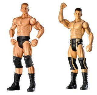 WWE Ted DiBiase and Cody Rhodes Figures: Toys & Games
