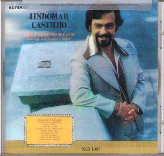 "Lindomar Castilho "" Llegue Trayendo Mi Canto"" Cd Exclusive Pour Collectours Music"