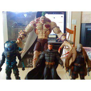 DC Collectibles Arkham Asylum Deluxe Action Figure: Titan Joker: Toys & Games