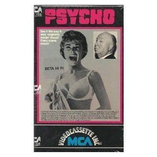 Psycho [Beta Format Video Tape] (1960) Anthony Perkins; Janet Leigh; Vera Miles : Prints : Everything Else