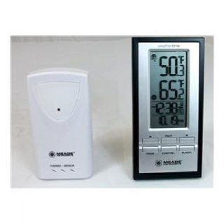 Atomic Inside/Outside Thermometer Electronics