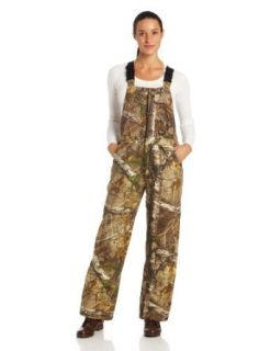 Walls Women's Ladies Insulated Bib Overall Clothing