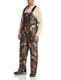 10X Men's Mossy Oak Infinity Waterproof Breathable Insulated Bib Overall: Overalls And Coveralls Workwear Apparel: Clothing