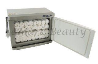 Hot Towel Warmer Cabinet UV Sterilizer 36 Free Towels Facial Nail Spa Beauty Salon Equipment : Beauty Products : Beauty