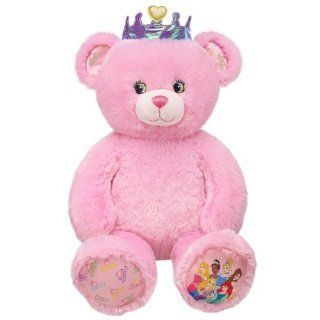Build a Bear Workshop, 16 in. Disney Princess Teddy Bear: Toys & Games
