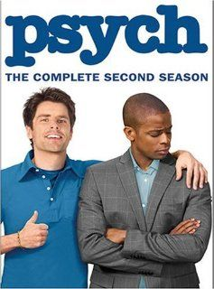 Psych: Season 2: James Roday, Dule Hill, Timothy Omundson, Corbin Bernsen, Maggie Lawson, Kirsten Nelson, Liam James, Sage Brocklebank: Movies & TV