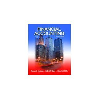 Financial Accounting, 3rd Edition: Thomas Dyckman, Robert Magee, Glenn Pfeiffer: 9781934319604: Books