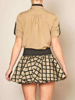 Daisy check mini skirt  Rag & Bone