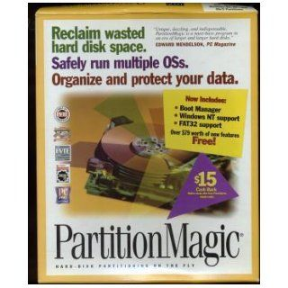 Partition Magic 3.0   CD software and User Guide book (Windows 3.11, NT 3.51, Windows 95, NT 4.0 and OS/2   Please check manufacturer for any other possible operating systems compatibility): Power Quest: Books