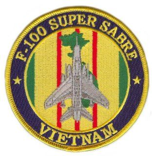 F 100 Super Sabre Vietnam Patch: Everything Else