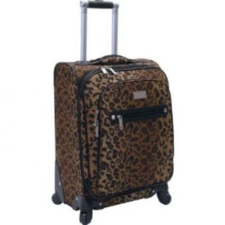 "Nicole Miller NY Luggage 20"" Spot Check Exp. Spinner (Spot Check): Clothing"