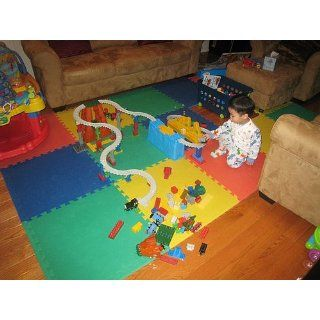 Mega Bloks Thomas Adventure on Misty Island: Toys & Games