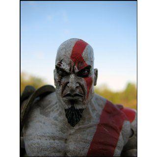 "God of War Golden Fleece Kratos 7"" Action Figure Toys & Games"