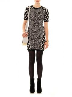 Argon jacquard body con dress  Elizabeth and James  MATCHESF