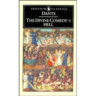 The Divine Comedy, Part 1: Hell (Penguin Classics): Dante Alighieri, Dorothy L. Sayers: 9780140440065: Books