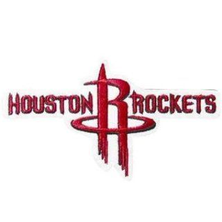 Houston Rockets Primary Team Logo Patch (2003 present)  Applique Patches  Sports & Outdoors