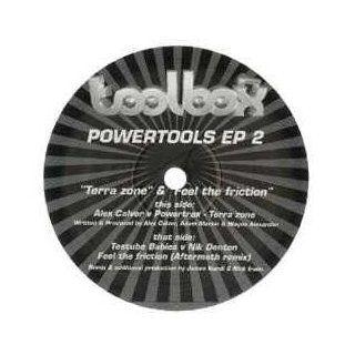 Toolbox Present Alex Calver / Powertools EP 2: Music