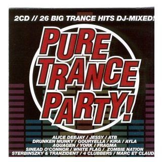 Pure Trance Party 1: Music