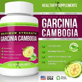 Garcinia Cambogia   Pure & Natural For REAL Weight Loss! Drop Pounds & Feel Great Or Your Money Back! Ultra Potent, Zap Out Hunger, 60% HCA For Maximum Results Quickly. No Dangerous Stimulants Or Artificial Ingredients, Safe & Healthy! Buy 2 Ge