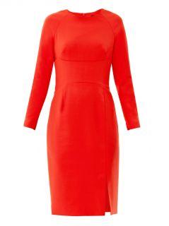 Elena wool dress  Freda