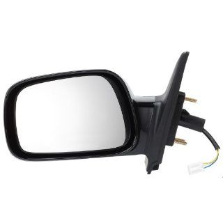 Pilot 03 08 Toyota Corolla LE, S Model 05 06 Toyota Corolla XRS Model Power Non Heated Mirror Left Black Smooth TY479410TL: Automotive