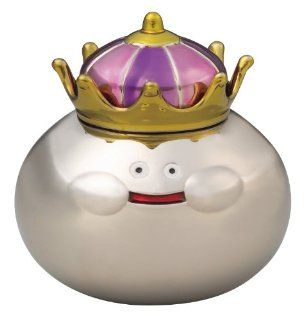 Dragon Quest Metalic Monsters Gallery Metal Slime King Toys & Games