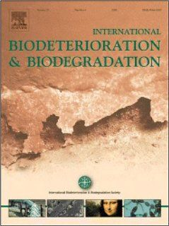 Microbiologically assisted stress corrosion cracking of carbon steel in mixed and pure cultures of sulfate reducing bacteria [An article from: International Biodeterioration & Biodegradation]: R. Javaherdashti, R.K. Singh Raman, C. Panter, Per: Books
