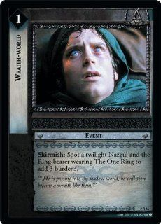 Lord of the Rings TCG   Wraith world   Mines of Moria Toys & Games