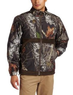 Columbia Men's Full Brass II Jacket (Mossy Oak Breakup, Small): Sports & Outdoors