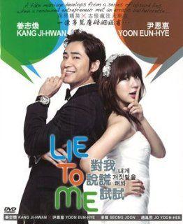 Lie to Me Korean Drama with English Subtitle: Yoon Eun Hye as Gong Ah Jung  Kang Ji Hwan as Hyun Ki Joon  Sung Joon as Hyun Sang Hee  Jo Yoon Hee as Oh Yoon Joo  Hong Soo Hyun as Yoo So Ran  Ryu Seung Soo as Chun Jae Bum: Movies & TV