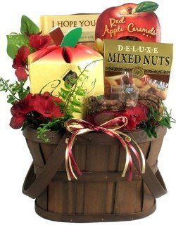 Gift Basket Village I Hope You Dance Gift Basket for Mom and Children : Gourmet Chocolate Gifts : Grocery & Gourmet Food