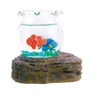 Desktop Magic Fish Bowl/ Tank/ Fishbowl/ Aquarium : Pet Supplies