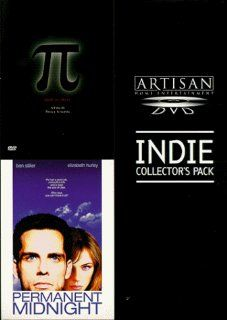 Indie Collector's Pack: Pi, Permanent Midnight: Ben Stiller, Sean Gullette, Mark Margolis, Maria Bello, Jay Paulson, Spencer Garrett, Owen Wilson, Elizabeth Hurley, Lourdes Benedicto, Fred Willard, Chauncey Leopardi, Mary Thompson, Darren Aronofsky, Da